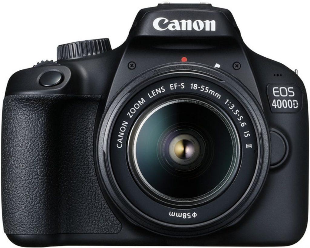 Canon EOS 4000D spiegelreflex