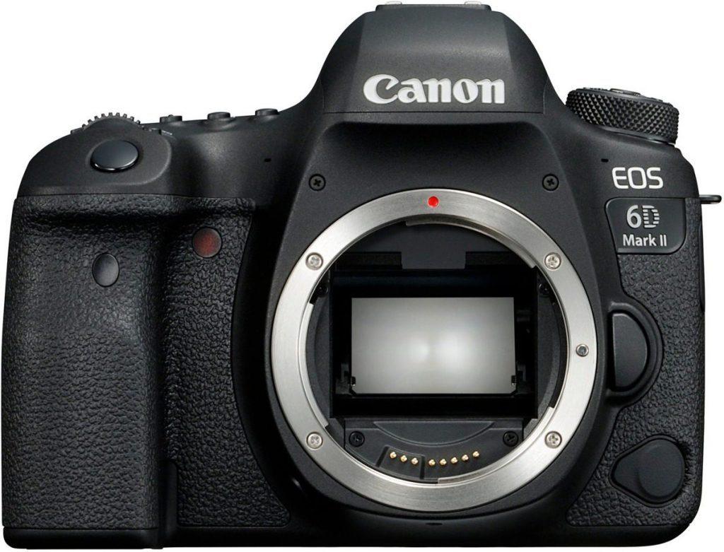 Canon EOS 6D Mark II spiegelreflexcamera