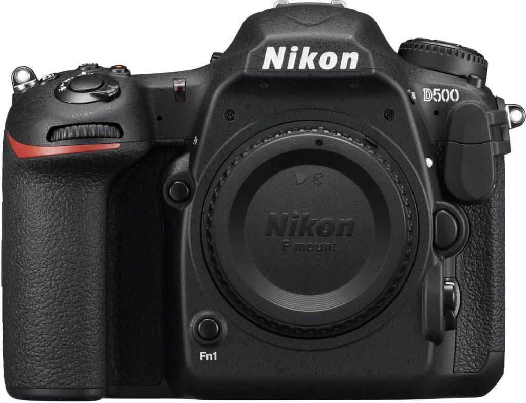 Nikon D500 spiegelreflexcamera