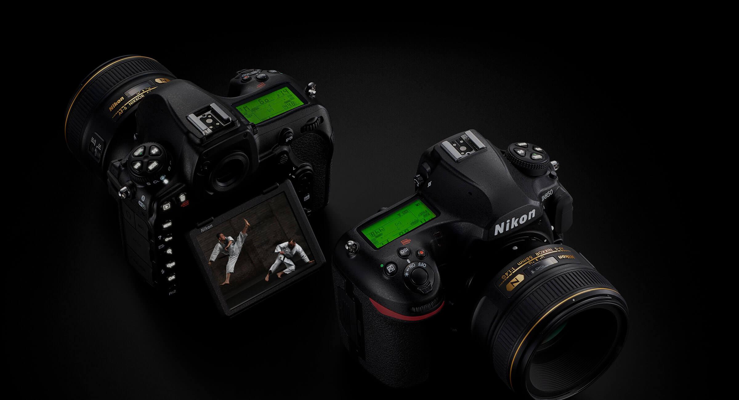 Nikon D850 beste dslr camera