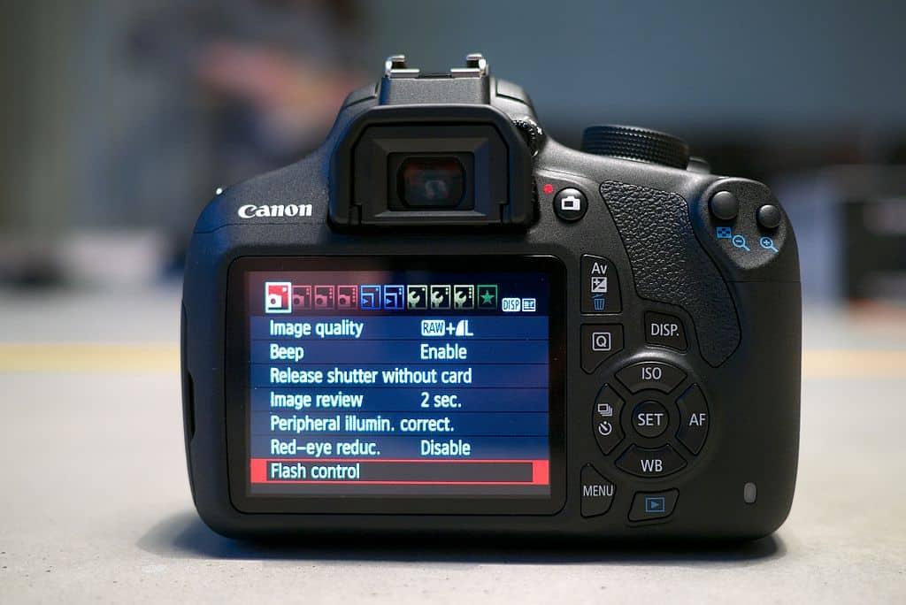 Beste Canon EOS 1200D Review