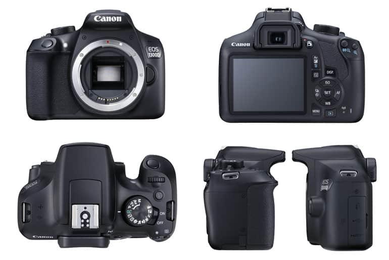 Beste Canon EOS 1300D Review
