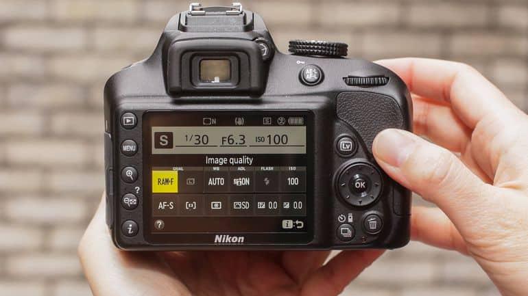 Beste Nikon D3400