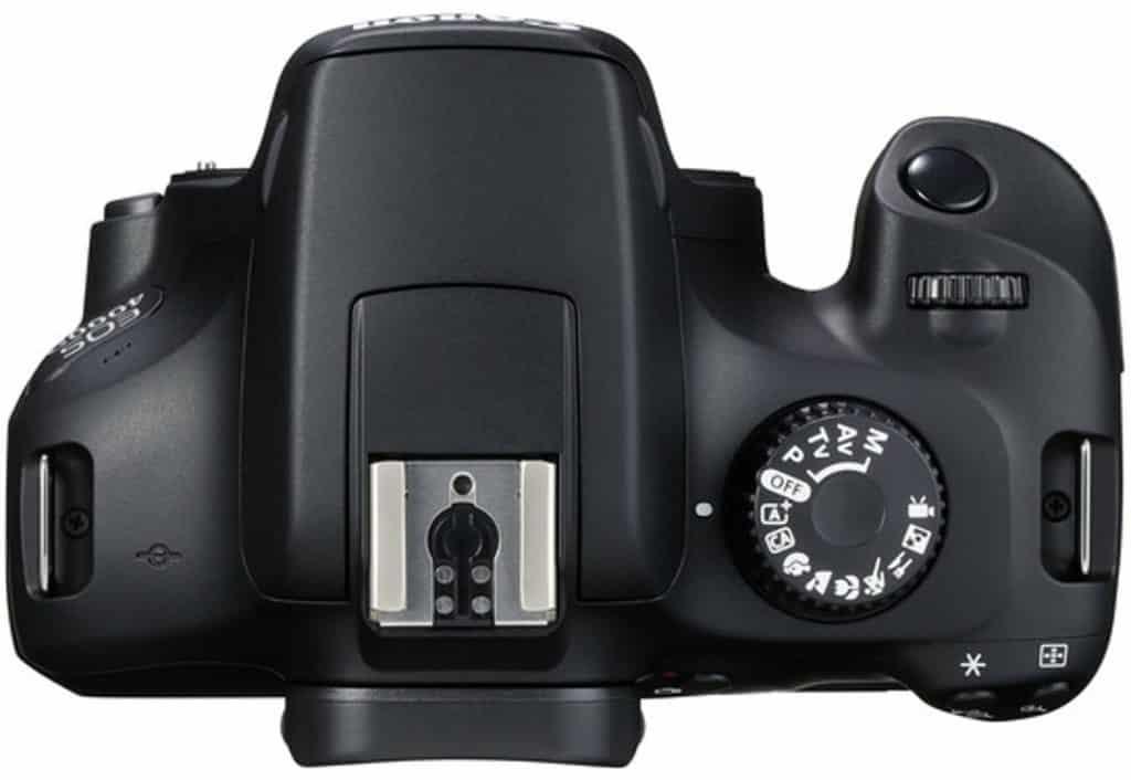 budget spiegelreflexcamera canon eos 4000d