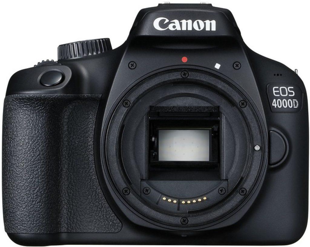 canon eos 4000d budget spiegelreflexcamera