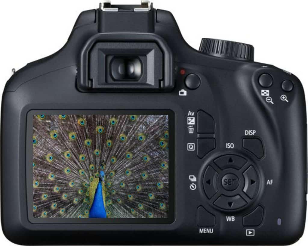 canon eos 4000d review spiegelreflexcamera
