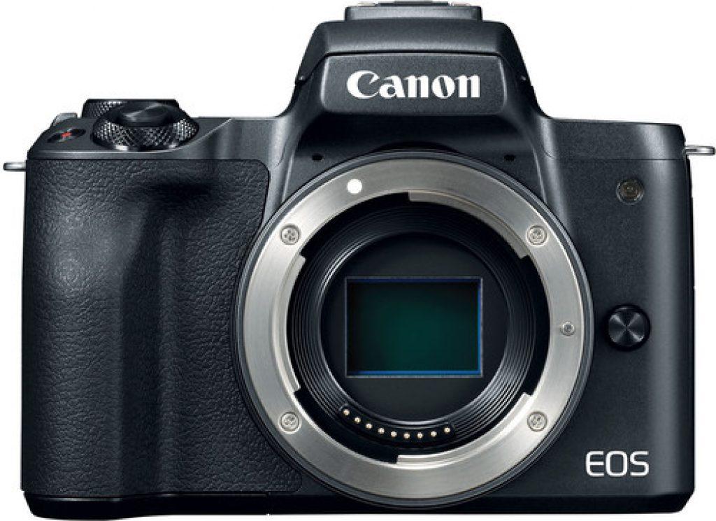 canon eos m50 vergelijken met sony a6400