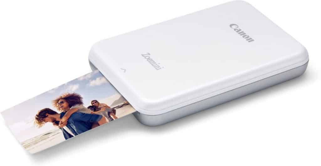 canon zoemini instant foto camera printer