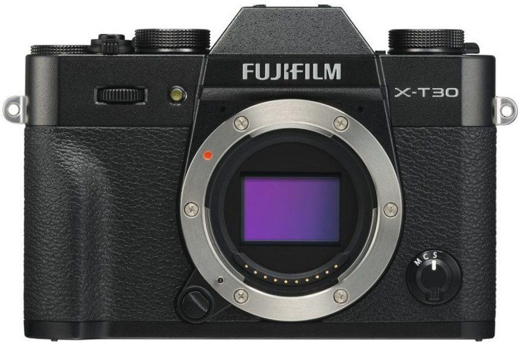 fujifilm x-t30 vergelijken met sony a6400