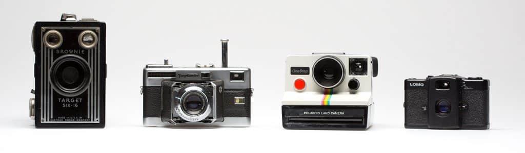 Geschiedenis van de instant camera