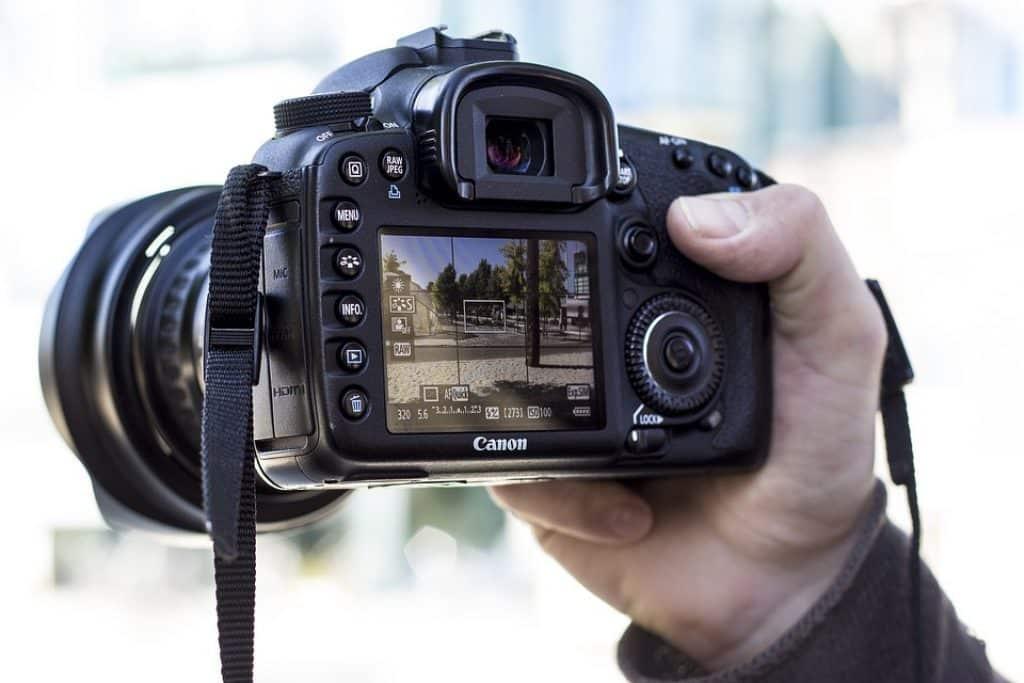hoe de beste spiegelreflexcamera kopen