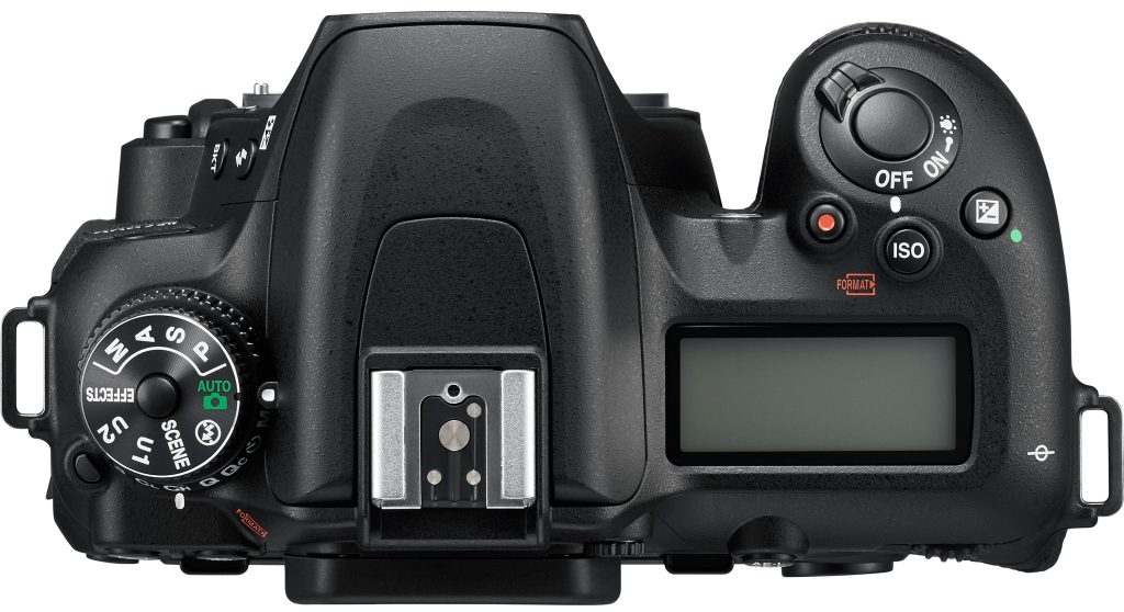 knoppen op de nikon d7500 review spiegelreflexcamera