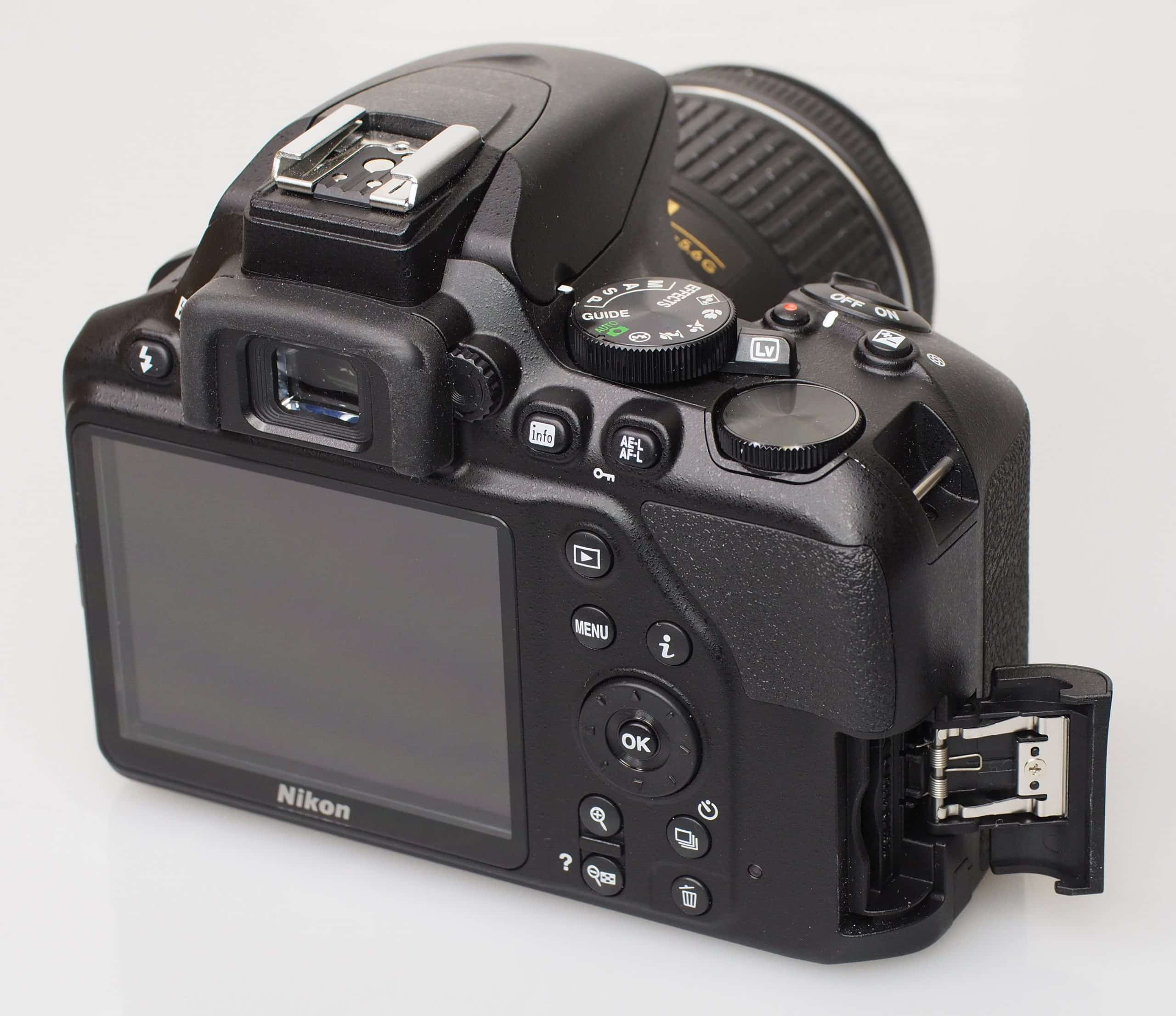 goedkope spiegelreflexcamera nikon d3500 review
