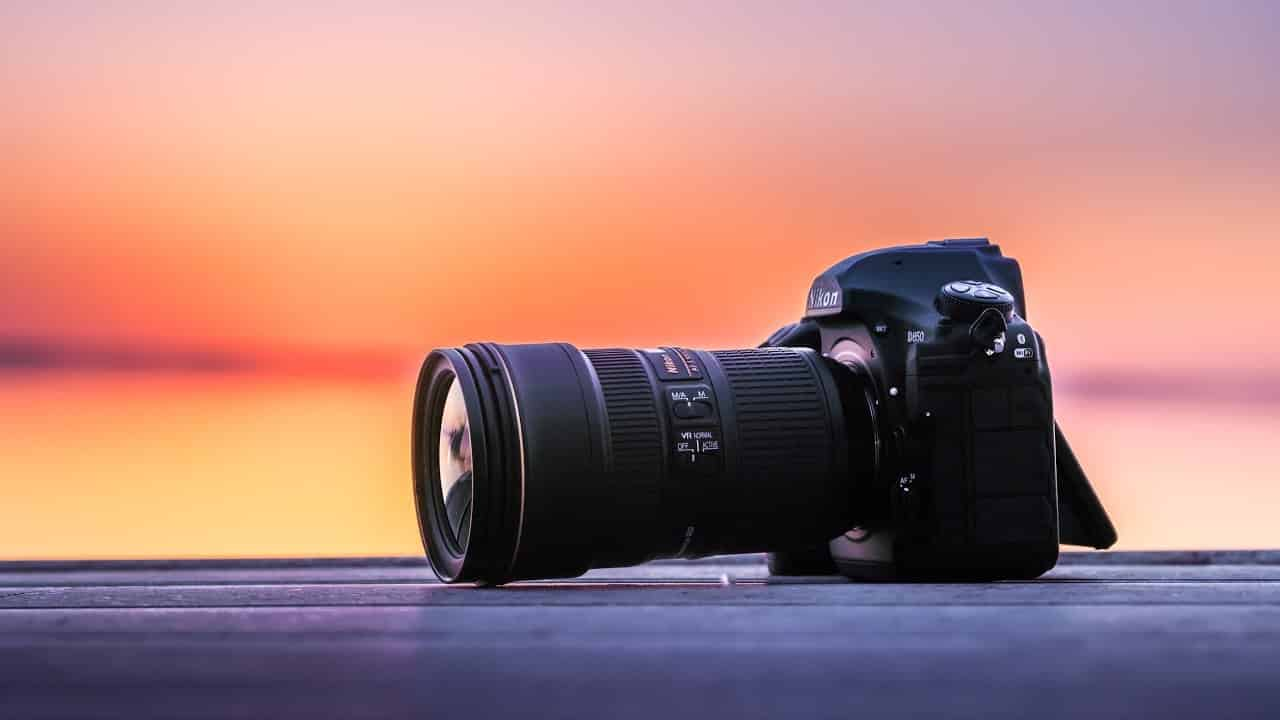 nikon d850 met lens nikon d850 review beste dslr camera