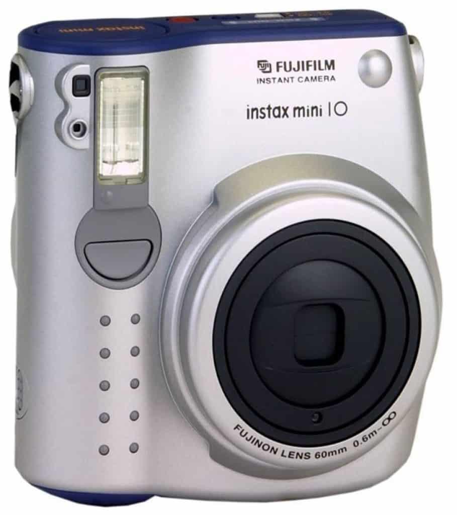 polaroid eerste fujifilm instax mini 10