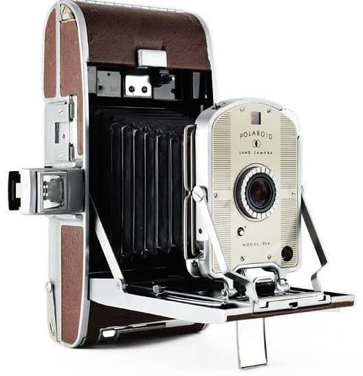 polaroid land model 95a geschiedenis van polaroid