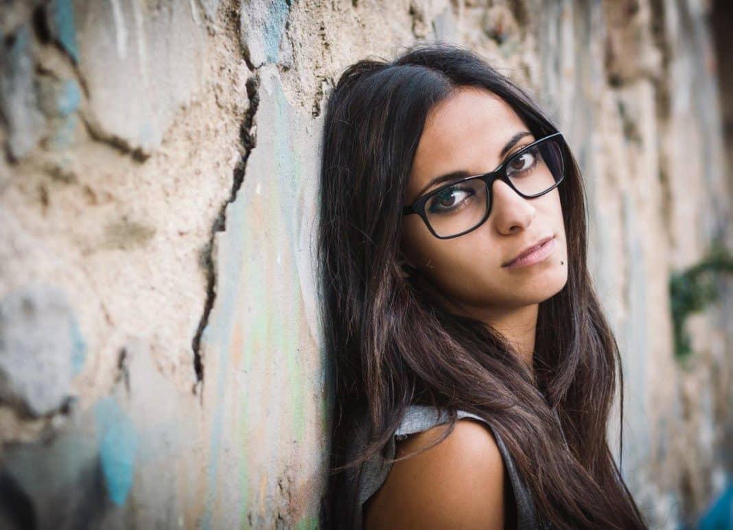 Portretfotografie jonge vrouw