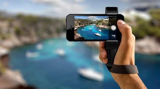 Smartphone fotografie