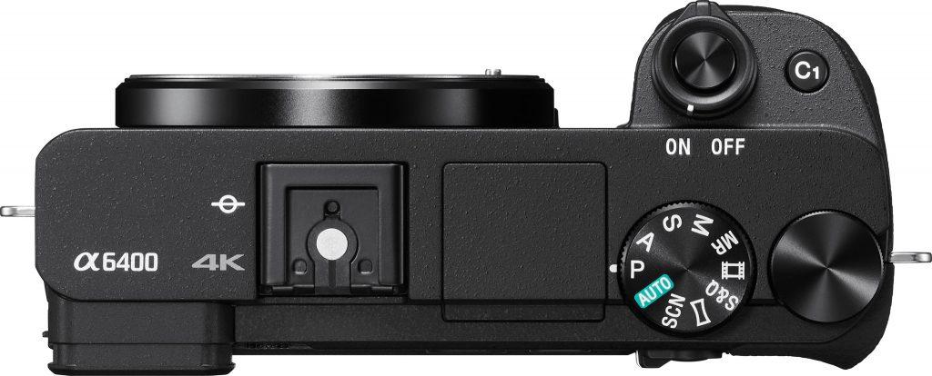 sony a6400 systeemcamera kopen