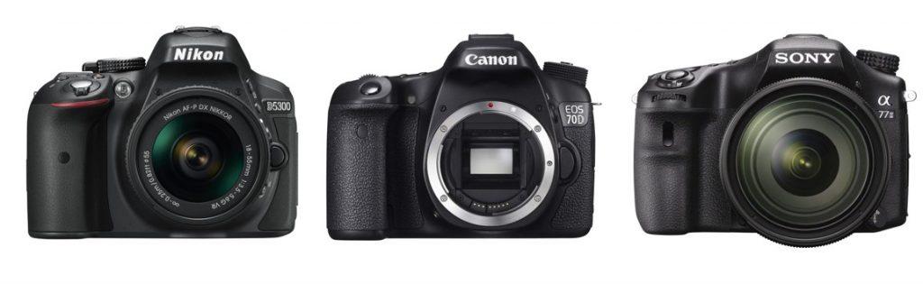 top 10 beste spiegelreflexcamera kopen